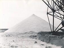 SÈTE c. 1935 - Tas de Sel Les Salines Hérault - NV 842