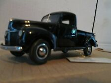 Franklin Mint 40 ford  Truck 1940 Pickup black loose display piece