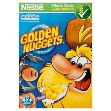 Nestle Golden Nuggets - 375g - Single Pack (375g x 1 Box) (13.23 oz  x  1)