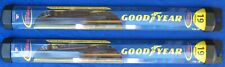 """Two Pack! GoodYear Hybrid Technology 19"""" Windshield Wiper Blade - 2 Blades Total"""