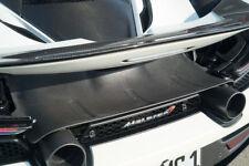 Novitec Carbon Exhaust Tailpipe Panel - Mclaren 720S