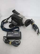 Sony DCR-TRV 900 Mini DV Camcorder Video Camera + Charger