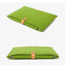 "Felt Sleeve Laptop Case Cover Bag for MacBook Air/Pro/Retina 11"" 12"" 13"" 15"""