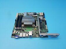 Intel Server System R1304SPOSHBNR Barebone SystemBoard+ CPU XEON E3-1220V5 & RAM