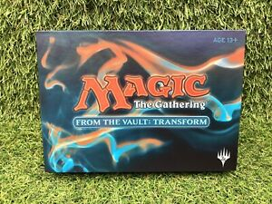 MTG Magic the Gathering From the Vault Transform Box Set NEW & SEALED (ENGLISH)