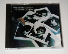 Lou Reed The Best Of Walk On The Wild Side CD FREE SHIPPING