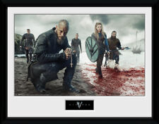 Vikings Blood Landscape Collector Print 30x40cm | 12x16