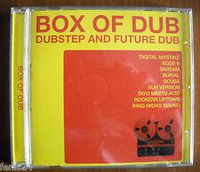 """ BOX OF DUB - DUBSTEP AND FUTURE DUB "" SOUL JAZZ RECORDS"