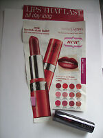 AVON NEW EXTRALASTING LIPSTICK 12 SHADES TO CHOOSE NEW Sealed * SALE *