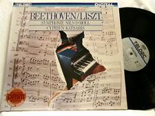BEETHOVEN / LISZT Symphony 9 CYPRIEN KATSARIS Teldec DMM LP