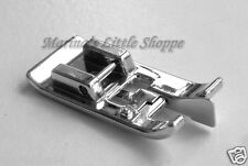 SINGER SNAP-ON OVERCAST presser FOOT with GUIDE / OVERCASTING  FOOT