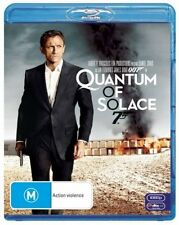 Quantum Of Solace - Blu-ray, 2009 (VGC) Aus Region B