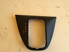 BMW E53 X5 4.6is SHIFTER AUTO SELECTOR COVER TRIM OEM BLACK A