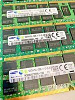 144GB DELL POWEREDGE R710 Memory Kit 9 x 16Gb 2Rx4 PC3L-12800R DDR3-1600 ECC