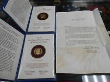 1975 GOLD Panama 100 Balboa Proof Gold Coin's, Vasco Nunez  (2) piece lot coin's