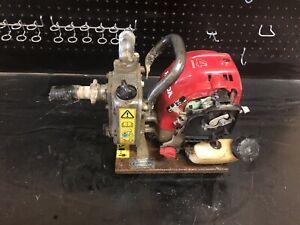 """HONDA GXH50 PETROL WATER PUMP 1"""" Spares Or Repairs"""
