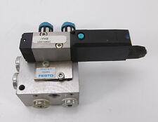 Festo PRMY-5-1/8-2 34334 Batterieblock mit Magnetventil MYH-5/2-2,3-L-LED