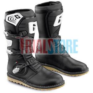Gaerne Balance PRO-TECH Trials Boots Black 2021 Trials-Offroad-Adventure FreePP