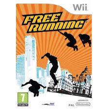 Free Running - Nintendo Wii / Wii U - NEW & SEALED - RARE - Fast P&P! - Parkour
