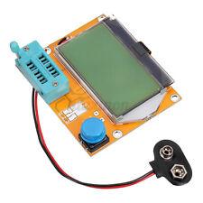 Lcr-T4 12864 Lcd Graphical Transistor Tester Resistance Capacitance Esr Meter ⇪