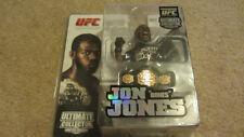 JON BONES JONES ROUND 5 ULTIMATE COLLECTOR UFC LIMITED EDITION FIGURE