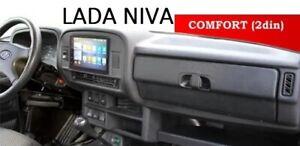 Dashboard Lada Niva taiga 4x4 BRONTO urban tunnel (compatible with all Niva)