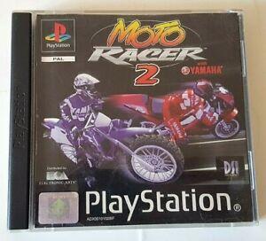 Moto Racer 2 - PlayStation 1 PS1 - PAL - Complet
