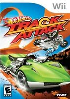 Hot Wheels: Track Attack - Nintendo  Wii Game