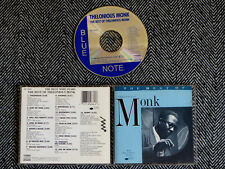 THELONIOUS MONK - The best of Thelonious Monk - CD Blue Note