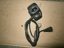 GILERA DNA 50 BREAKING PARTS 2004 R/H SWITCH