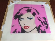 Pegasus Street Art 'Pink Debbie' 2015