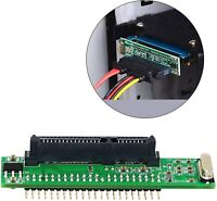 """2.5"""" 44Pin IDE HDD Drive Male To 7+15Pin Female SATA Adapter Converter Card"""