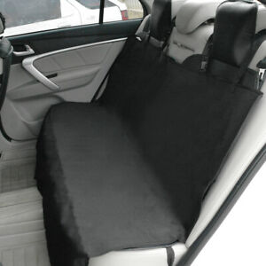 Dog Seat Cover with Hammock for Cars Trucks and Suvs Back Seat Waterproof Large