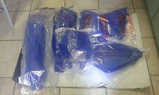 KIT PLASTICHE KTM  EXCF 250 520 2001 2002 5 PZ COLORE BLU