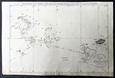 Map Of Australia 1700.1700 1799 Date Range Antique Australia Oceania Maps Atlases Ebay