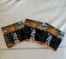 Starwars rare stormtrooper Lego mini figures Xmas special buy two get 1 free.