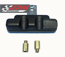 Holley QFT AED CCS Demon 116-10 Notched Float Main Jet Extensions 4150 4500 A150