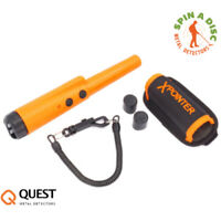 Deteknix x pointer pinpointer for metal detecting pulse induction pinpointer