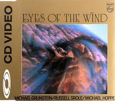 Michael Hoppé - Michael Grunstein - Russell Srole CDV Eyes Of The Wind - Promo