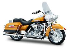 HARLEY-DAVIDSON 1999 FLHR ROAD KING OCRA 1:18 Modellino Moto Die-Cast Model