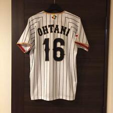 Shohei Otani Replica uniform L size Baseball Japan National Team 2017 Angels