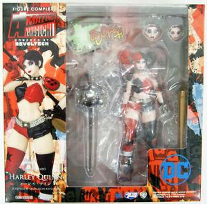 Justice League 015 Harley Quinn Figure Kaiyodo Amazing Yamaguchi