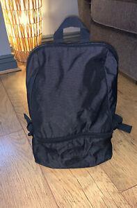 Mandarina Duck Men's Black Backpack