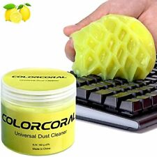 Cleaning Gel Universal Dust Cleaner for PC Keyboard Cleaning Car Detailing Lapto