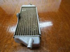 YZ 450F YAMAHA 2004 YZ 450F 2004 RADIATOR RIGHT