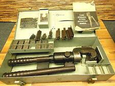 Burndy Y33Rk Hydraulic Hypress crimper