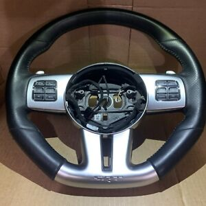 2011-2014 Charger 300C SRT8 OEM Steering Wheel Heated With Adaptive Cruise Jeep