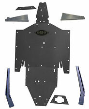 Polaris RZR 900 XP skid plate A Arm Trailing guards UHMW SSS Off Road FULL