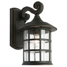 Cougar Lighting Coventry Bronze Large Exterior Wall Light Coach COVE1ELGBRZ