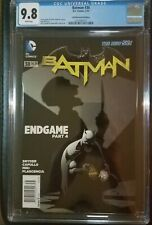BATMAN #38 CGC 9.8 WP (2015) RARE $4.99 Newsstand Edition